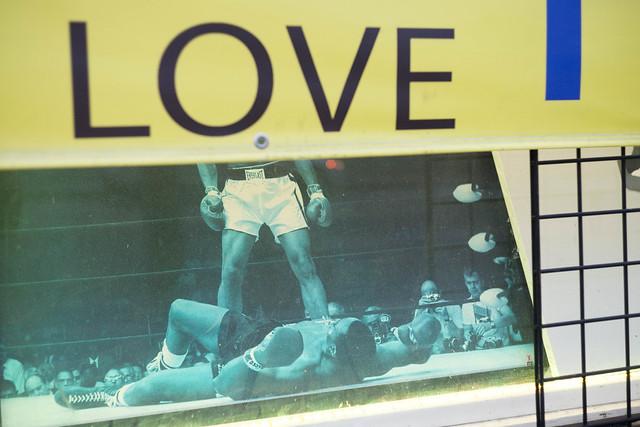 Ali love