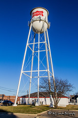 Frisco Texas Water Tower