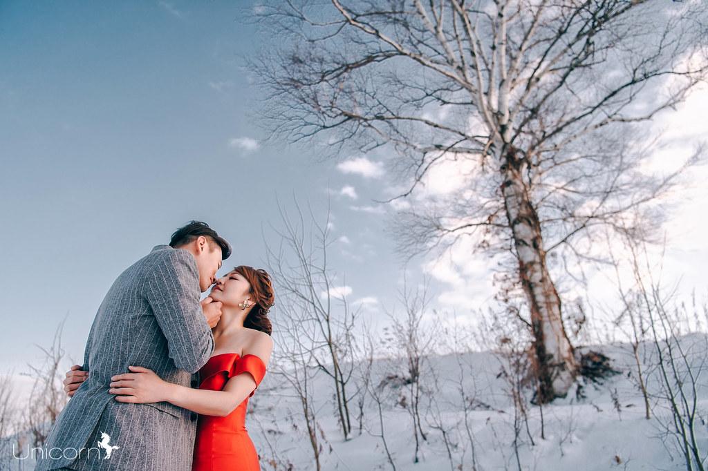 《海外婚紗》建均 & 妙齡 / 日本北海道 Hokkaido
