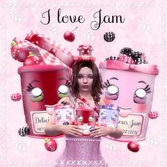 I love Jam ♥
