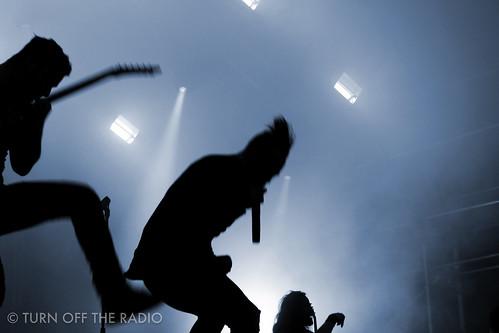 Dillinger Escape Plan Live at Hevy Fest 2015