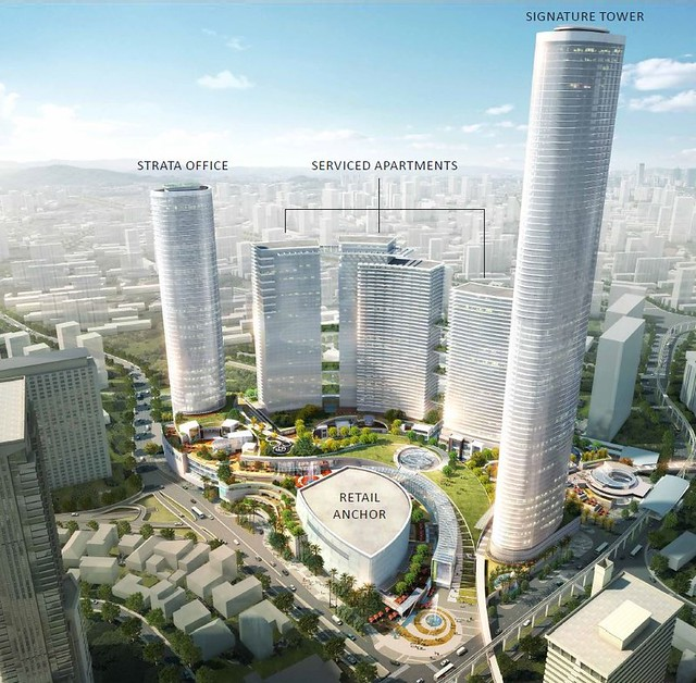 Bukit Bintang City Centre to kickstart in 2016.