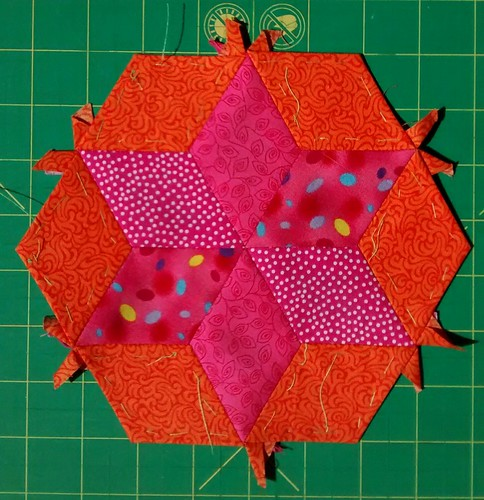 Hexagon star #12