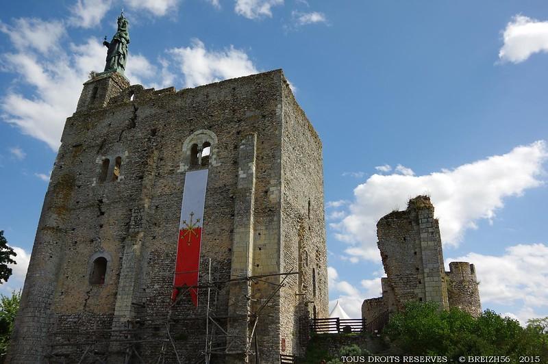 Banderas de castillos