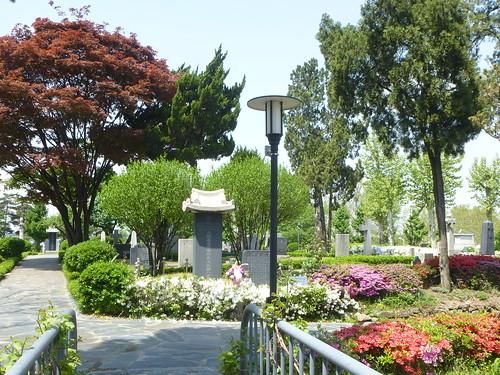 Co-Seoul 1-Cimetière des missionnaires (3)