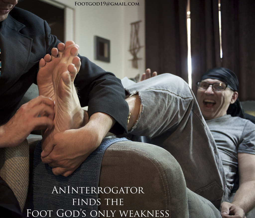 Gay feet party