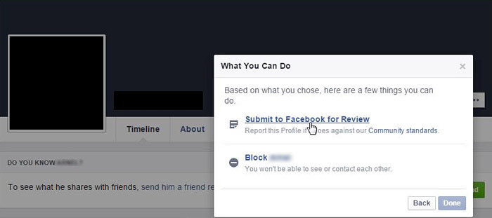 how to make a fake facebook account