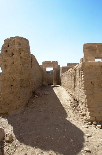 Palace at Medinet Habu