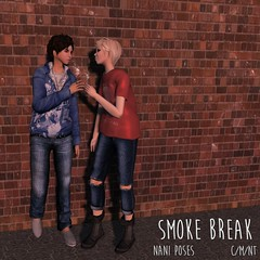 nani - smoke break