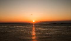 Sunset, Alderney