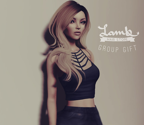 Lamb Group Gift Hair