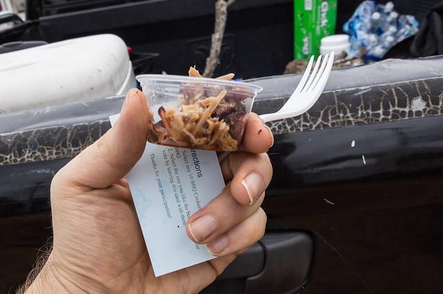 BBQ sample