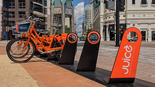 orlando urban bike rentals