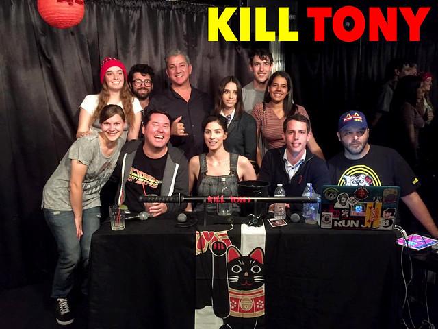 KILL TONY #117