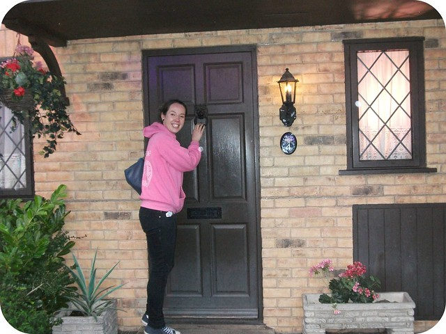 No4 Privet Drive Warner Bros Studio Tour London