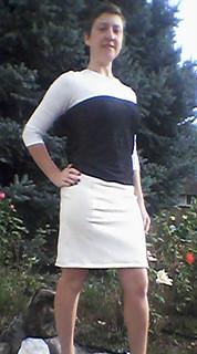 Burda Skirt by mahlicadesigns
