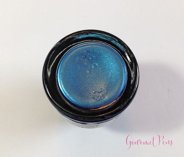 Ink Shot Review Diamine Blue Pearl (1)