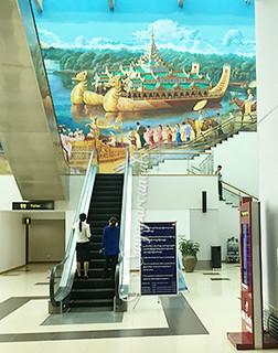 03 - Yangon Airport