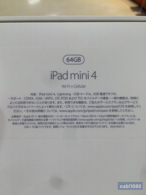 iPad mini 401