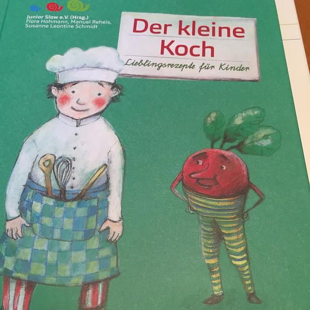 Kinderkochbuch  Lirum Larum Löffelstiel war gestern. Ab heute gibt's Der kleine Koch. Lieblingsrezepte für Kinder. #neuerscheinung #food #kochen #kinder #Kochbuch