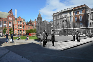 Ashton Building Liverpool University 1959 in 2015