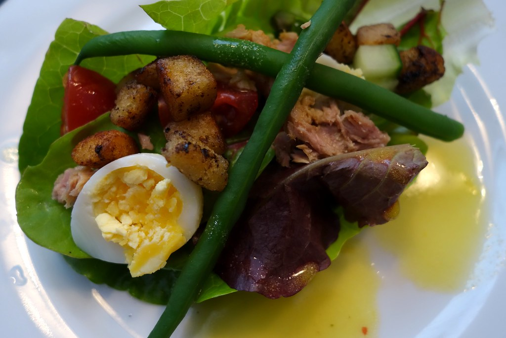 Nancy's Nicoise Salad, #UseYourLoaf, Love food Hate Waste