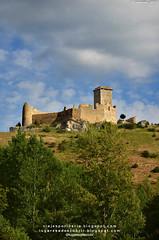 Castillo de Ucero (Soria, España)