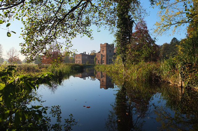 Autumn at Oxburgh Hall