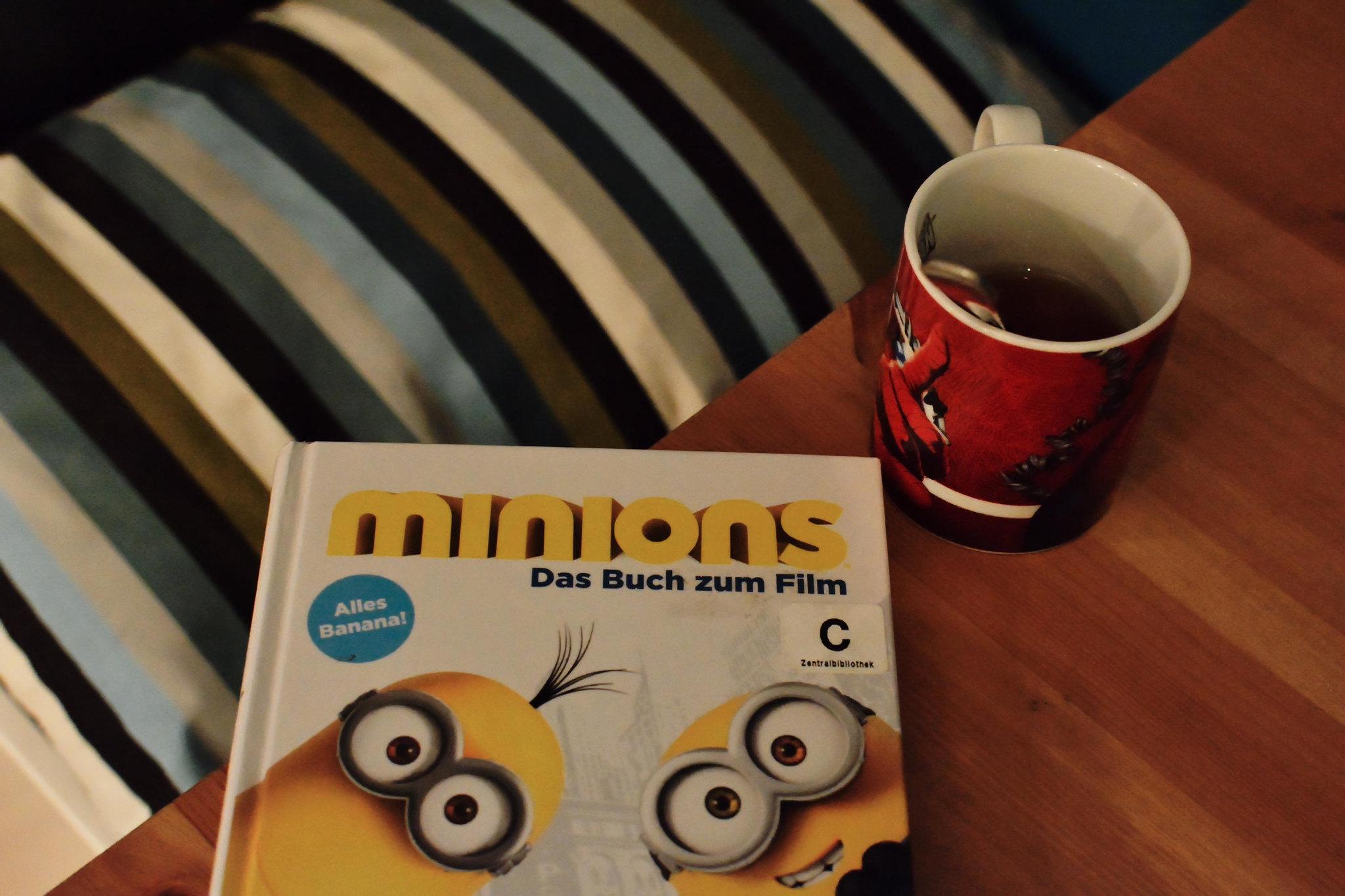 Minion-Buch