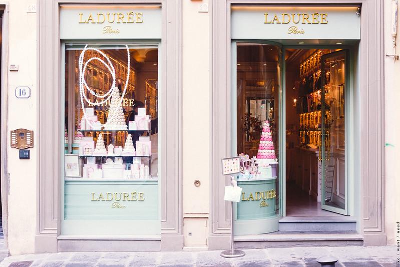 Ladurée, Florence