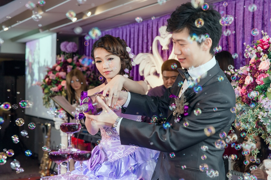 [婚攝] 慶啟 & 巧妮 / 麗尊酒店、高雄翰品酒店