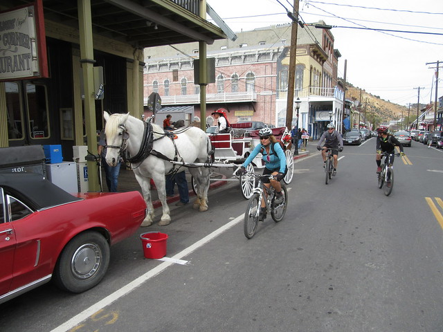 Carson City to Virginia City Ride 2015