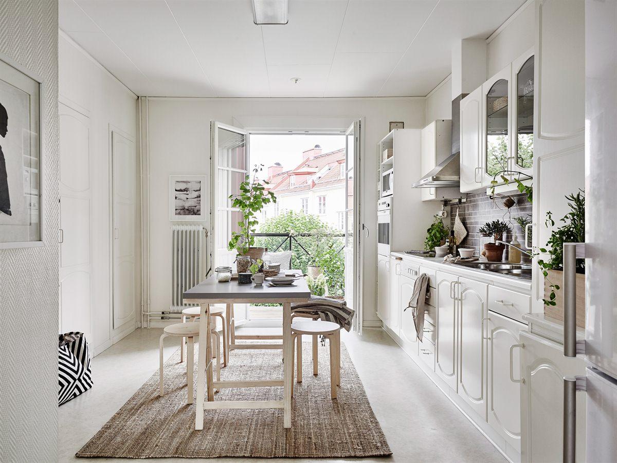 Una entrada de luz natural ba2 proyectos for Decorar piso tipo loft