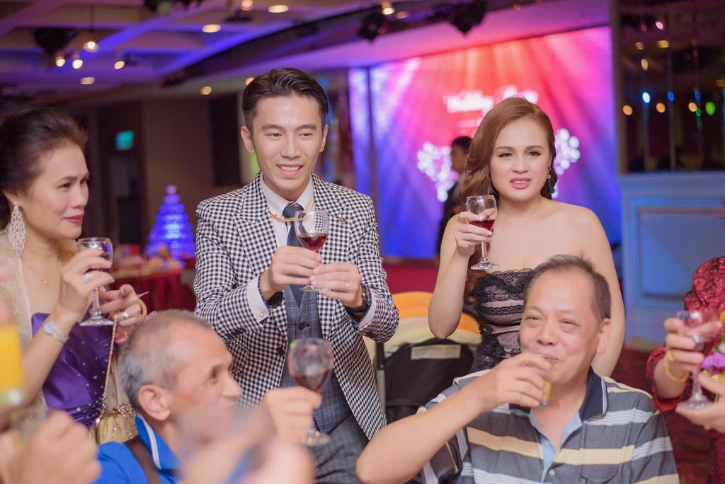 20151004京華城雅悅會館婚禮記錄 (675)