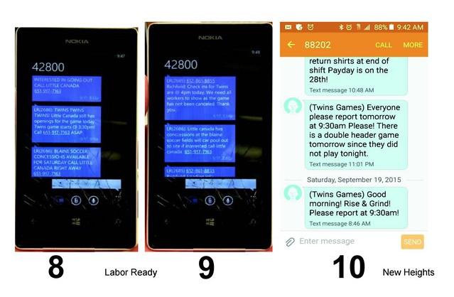 D Texts