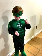 Jackson Green Lantern