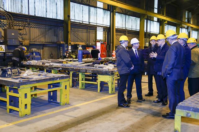 Jobs boost for shipyard