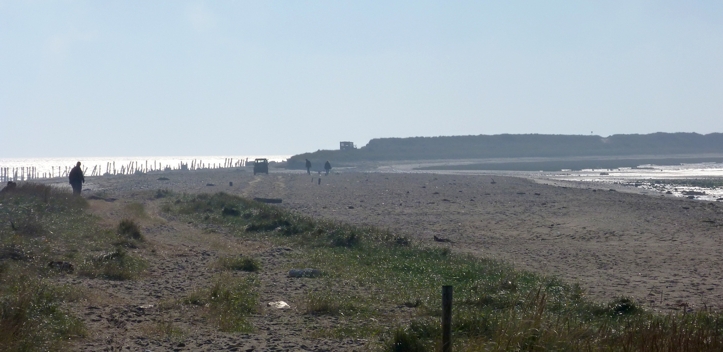 Spurn breach1 26Oct15