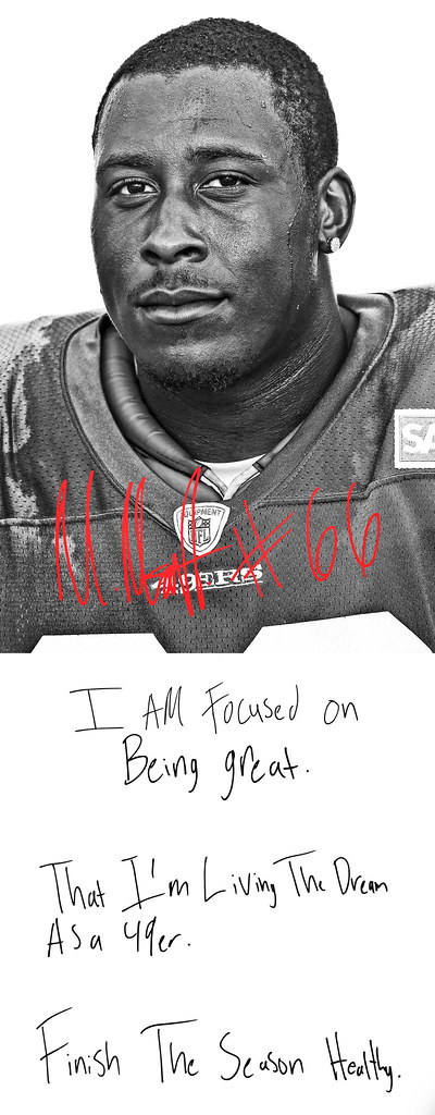 #49ersSpotlight: Marcus Martin
