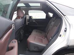 2016 Lexus RX Drive