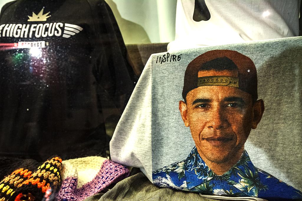 Obama--Brighton