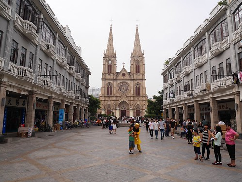 Cathedral and Monkey King