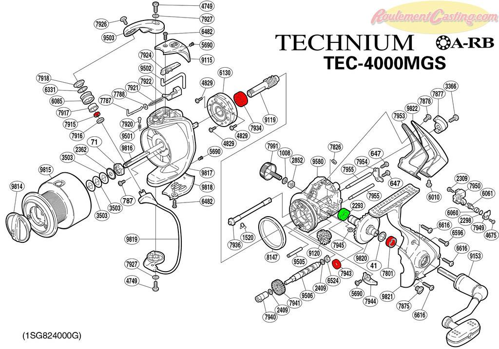 Schema-Technium-4000F MGS