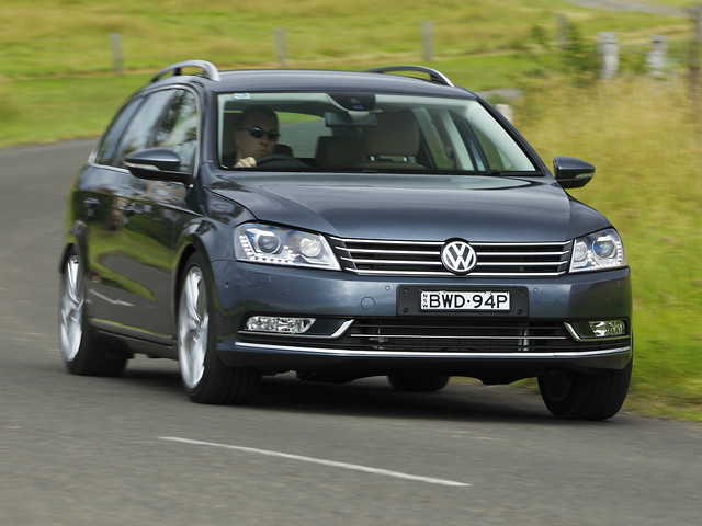 Volkswagen Passat FSI 4MOTION Variant (B7) для рынка Австралии. 2010 – 2015 годы