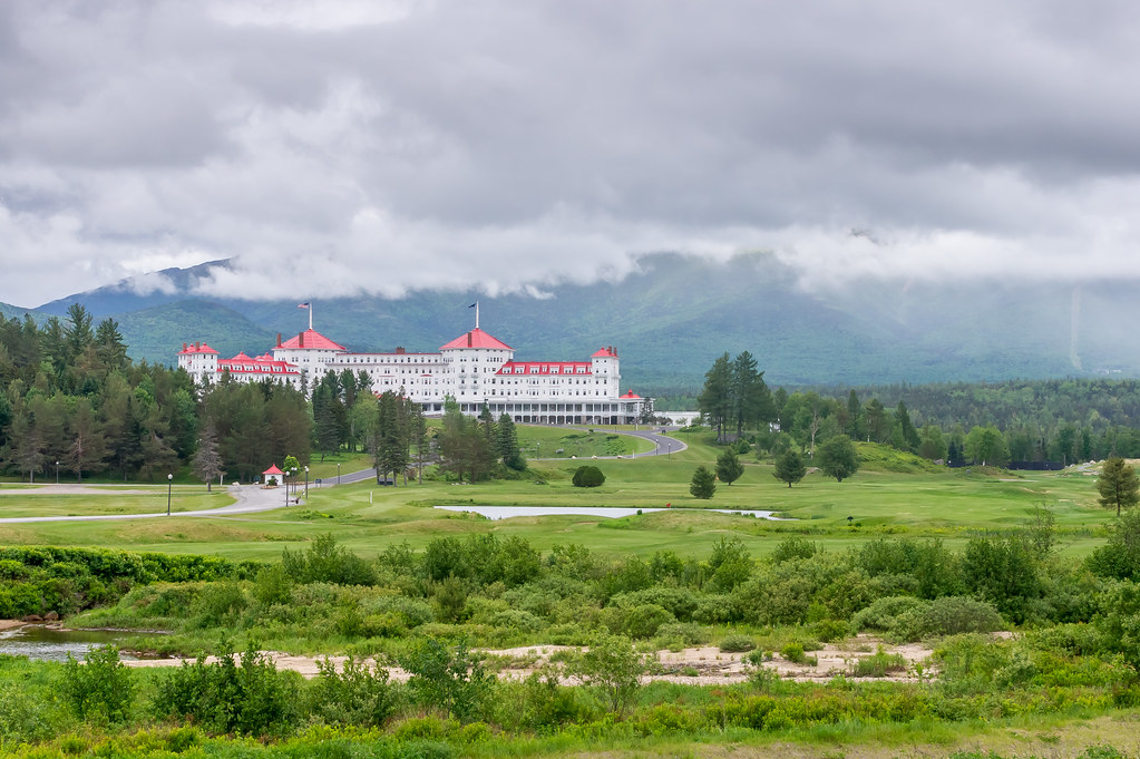 Hotels Near Bretton Woods