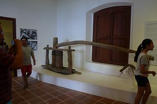 Ilocos Sur - Burgos National Museum Basi tool