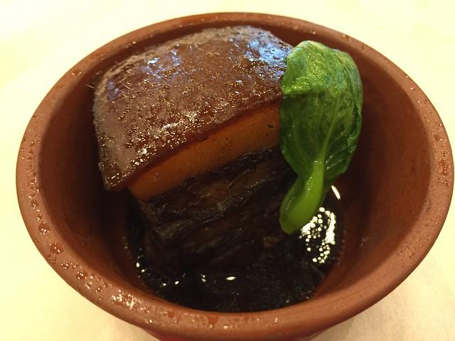 Dong Po style braised pork - Louwailou