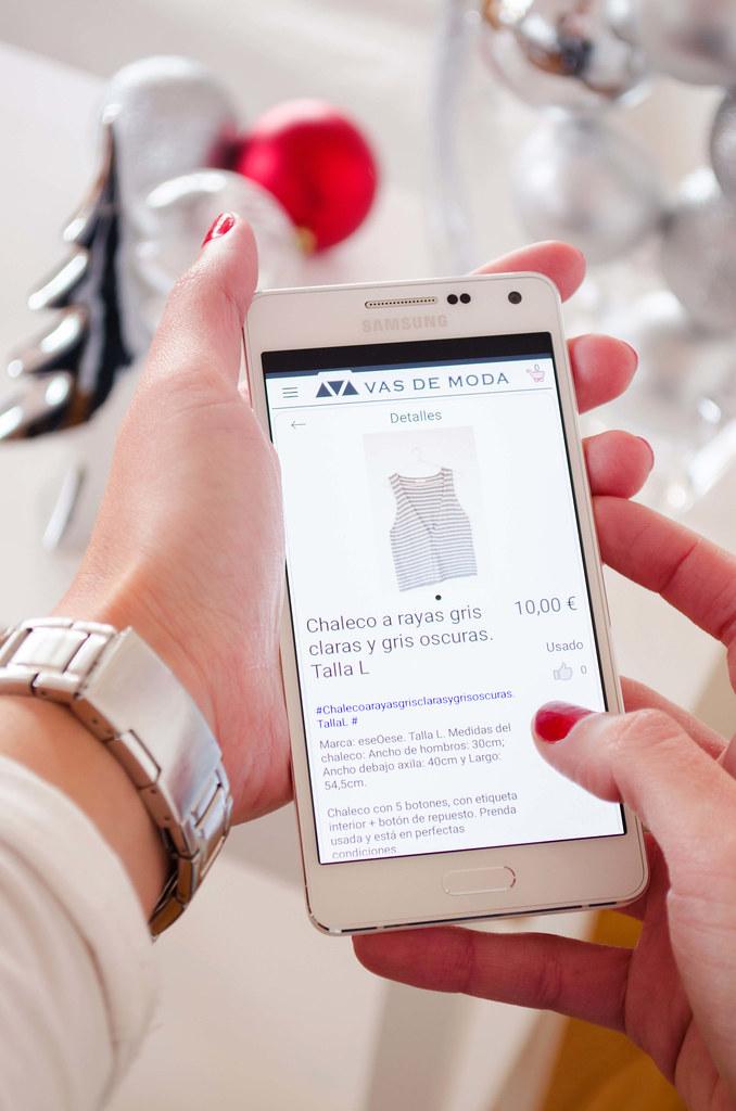 Cómo vender tu ropa de segunda mano por Internet Vasdemoda