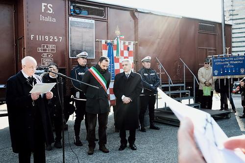 Giornata della Memoria: le celebrazioni a Pistoia