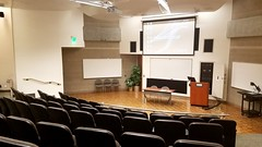 Classroom at Chapman College